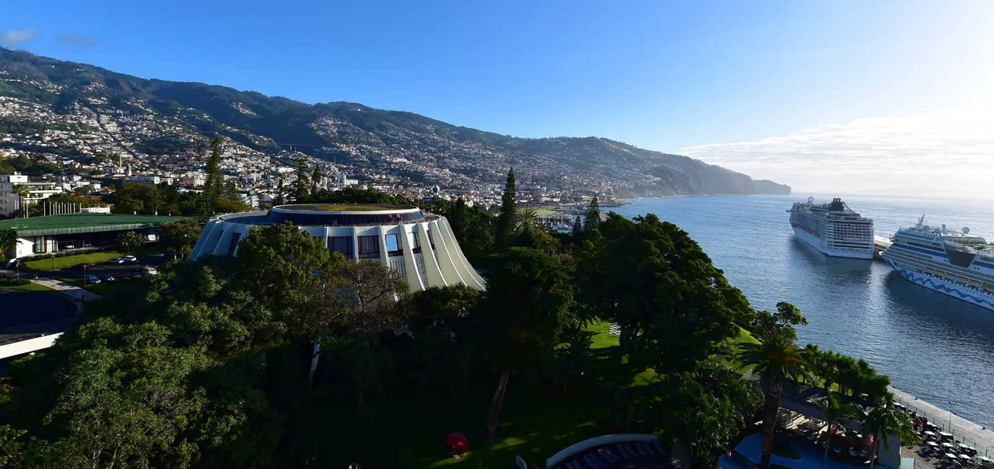 Pestana Casino Studios Overview Funchal